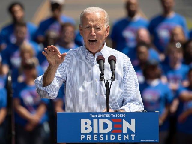 Joe Biden non ha imparato nulla