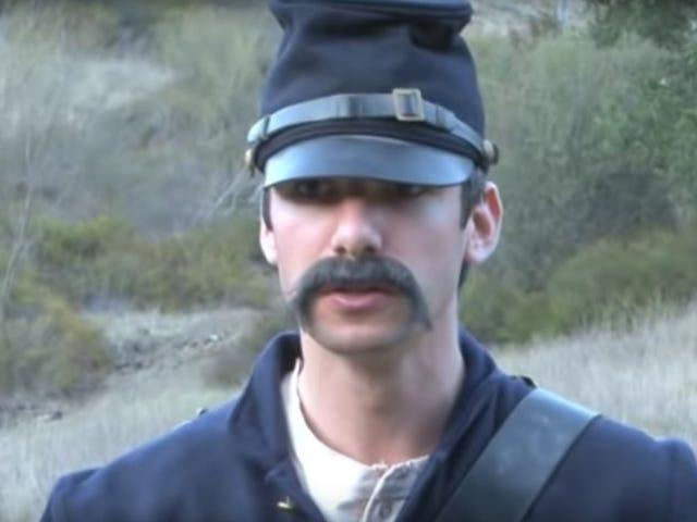 ネイサン・フィールダーが彼の「最高のパフォーマンス」であると信じている南北戦争の一般的な役割を見てください