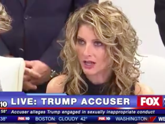 FormerApprentice Contestant Summer Zervos, Who Accused Trump of Sexual Harassment, Files Defamation Lawsuit Against Him