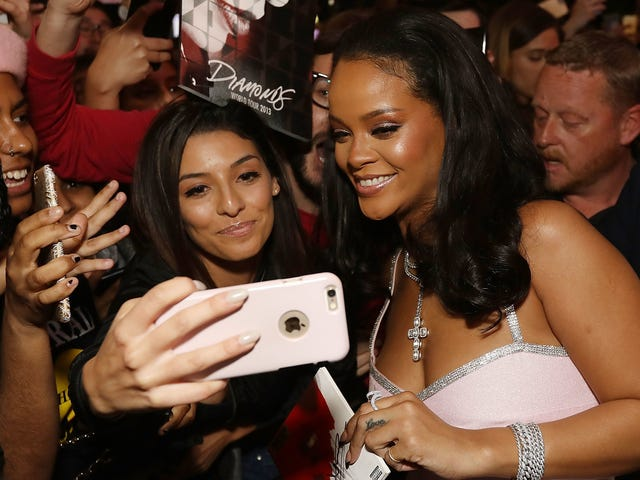 Your Most Absurd Celebrity Encounter