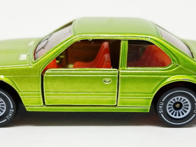 LaLD ///May:  Siku BMW 633 CSi
