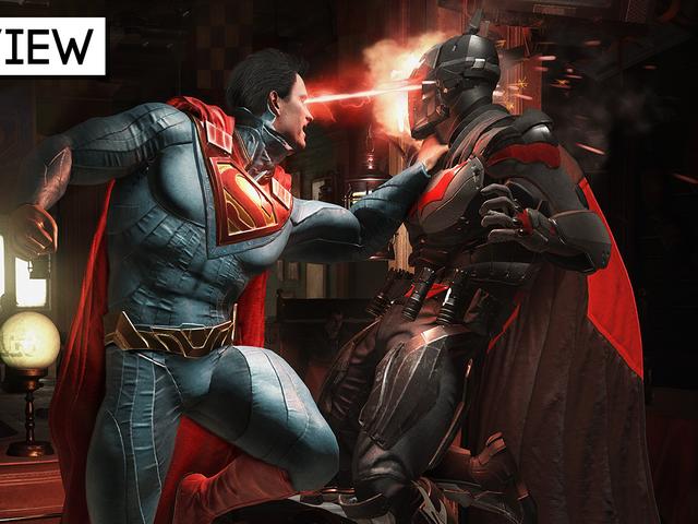 Injustice 2: The Kotaku Review