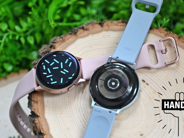 Samsung Should Have Just Led With the Galaxy Watch Active2