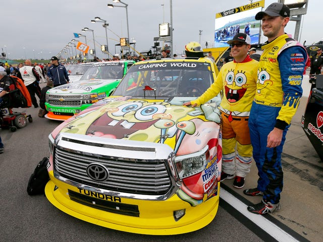 Which TV Show Deserves To Be Put On A Race Car?