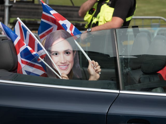 Will the Real Meghan Markle Please Stand Up?