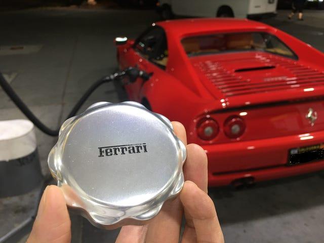 F355 Fuel Cap