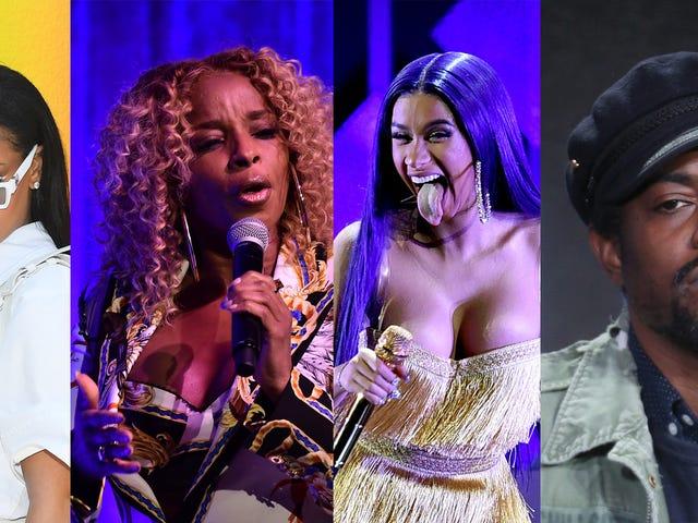 Svarta artister avvisar erbjudanden som ska utföras för Super Bowl Halftime Show