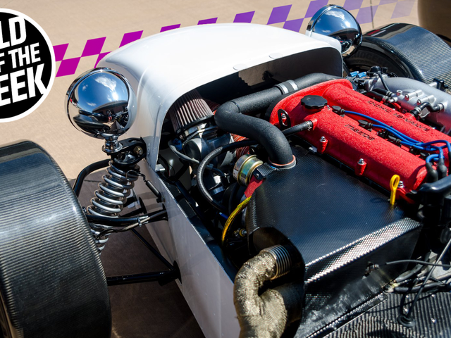 This Turbo Miata-Powered Lotus Replica Started With a Haynes Book and Went Nuts by Page Two
