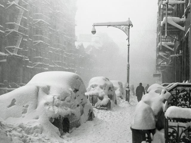 Here's Why Alternate Side Parking Gets Suspended When It Snows