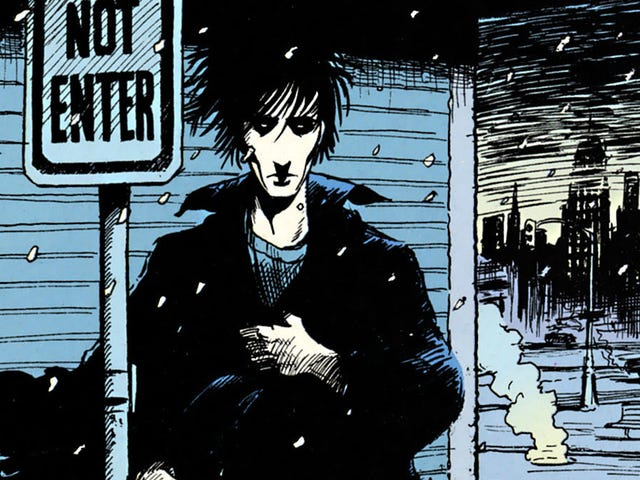 The Sandman is Coming to Netflix