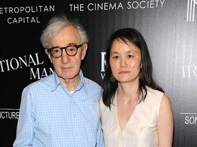 Woody Allen Boasts About Saving and Educating His Wife in Tremendously Creepy New Interview