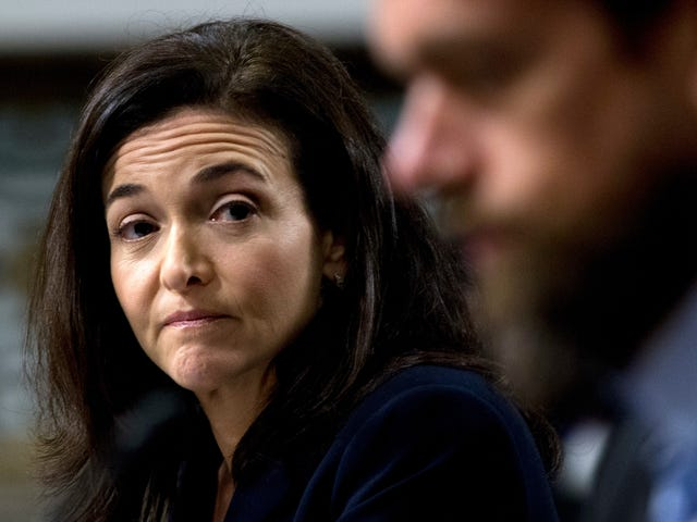 Sheryl Sandberg Reiterates Yet Again That Facebook Has a Lot of Work to Do