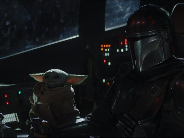 On The Mandalorian and Watchmen, masks reveal as much as they hide