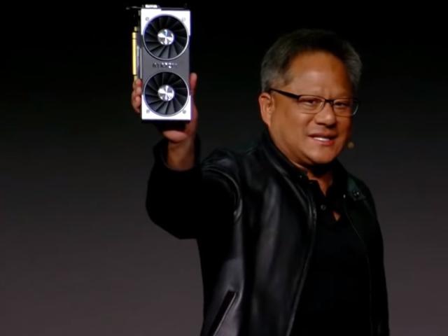 El CEO de Nvidia critica duramente en AMD y dice que su gráfica Radeon VII es decepcionante