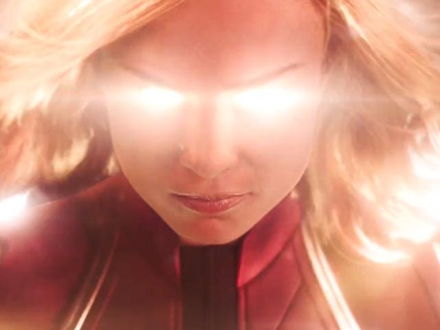 <i>Captain Marvel</i> <i></i>  Triumphierender erster Trailer für die Stars
