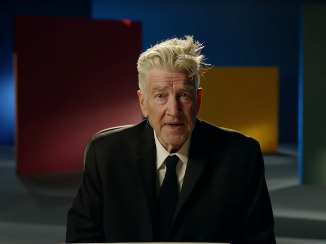 David Lynch's MasterClass makes it sound weirdly easy to become a brilliant filmmaker