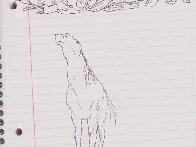 ม้าเก่า