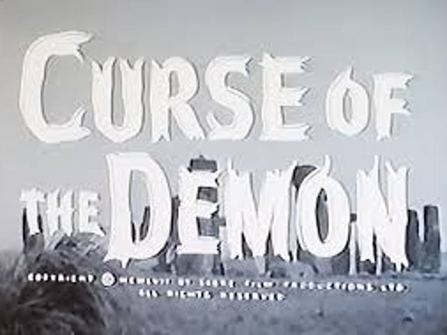 Demon kirous (1957)
