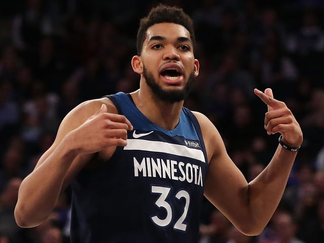 At Least One Minnesota Timberwolves Star Doesn't Have A Problem With Commitment