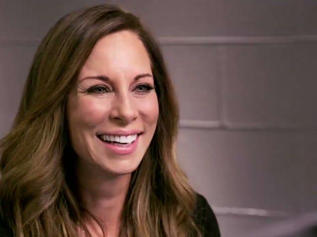 Fuentes: Fox Sports Bosses quería que Colleen Domínguez obtuviera un cambio de imagen de Erin Andrews y un lifting facial