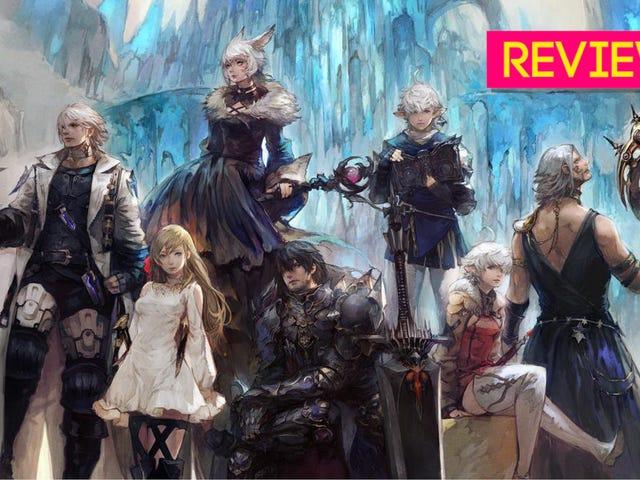 Final Fantasy XIV: Shadowbringers: The Kotaku Review