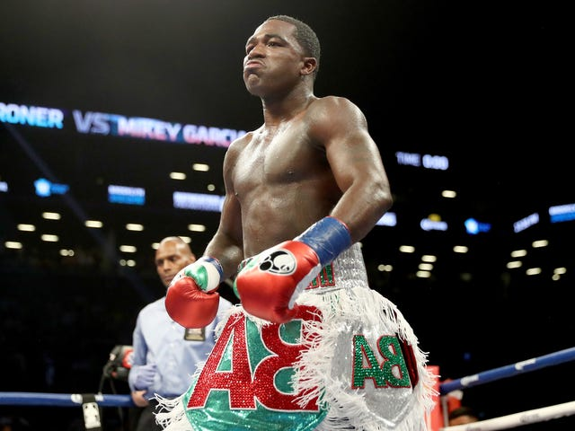 Watch: Boxer Adrien Broner Continues Quest to Become Undisputed Champion of Assholes