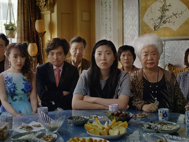 The Farewell Makes Lying an Act of Love