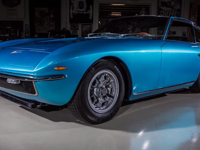 Ο Τζέι Λένο οδηγεί το Lamborghini You Never, Ever See