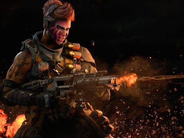 The 'Free' Gear in Black Ops 4 Is An Unforgiving Grind