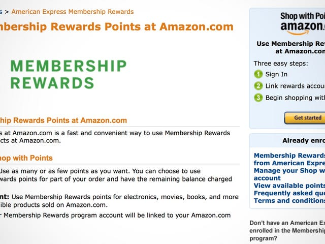 PSA: Some Amex Cardholders Can Take $30 Off a $60 Amazon Purchase