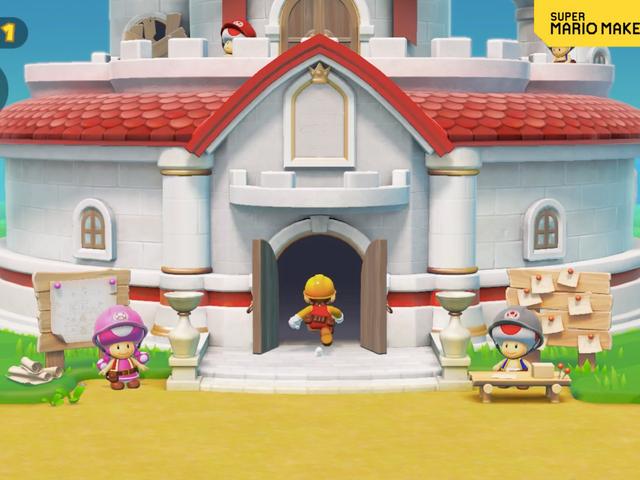 Super Mario Maker 2ストーリーモードともっと多くを持っています