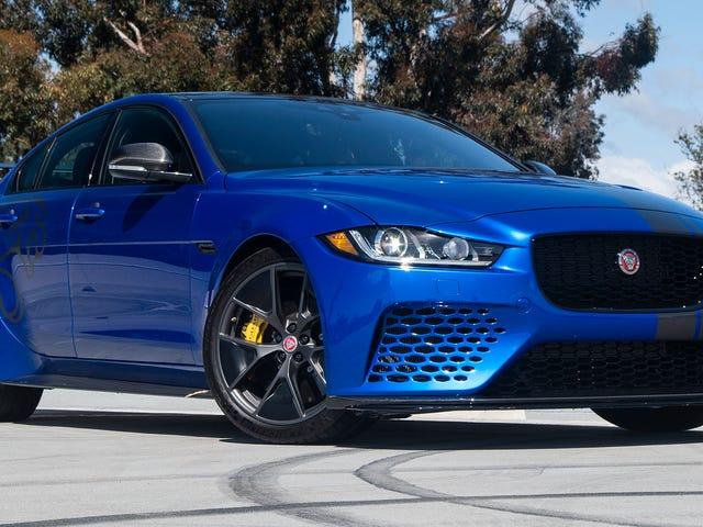 คุณต้องการรู้อะไรเกี่ยวกับ Jaguar XE SV Project 8 อันทรงพลัง?