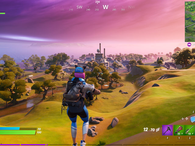 Here's What's New In Fortnite's Chapter 2