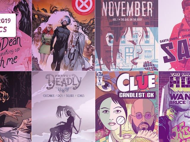 The 20 best comics of 2019