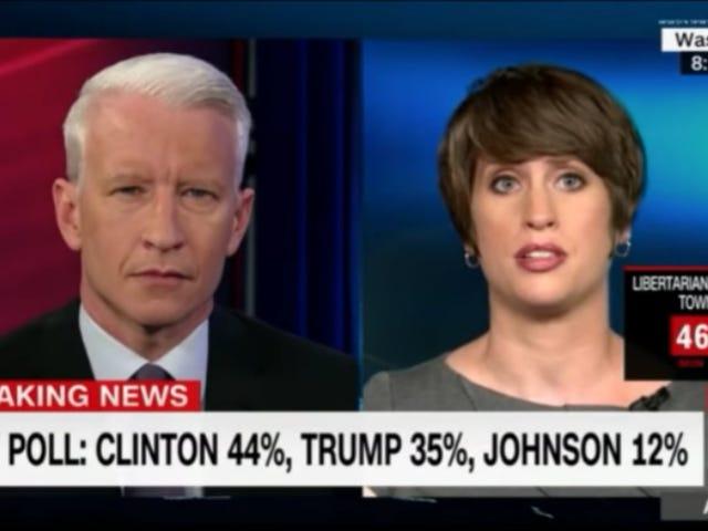 Strategist GOP Menyebut Donald Trump 'Loudmouthed Dick' di TV Langsung