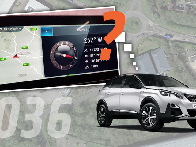Có điều gì đó rất kỳ lạ xảy ra với Hệ thống GPS của Ô tô tại Triển lãm ô tô Geneva