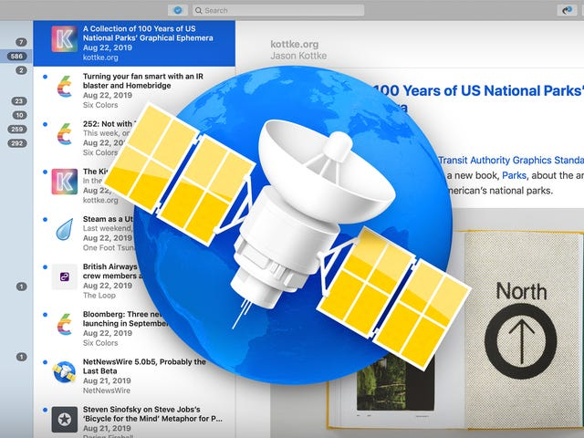 One of the Best RSS Readers Is Back