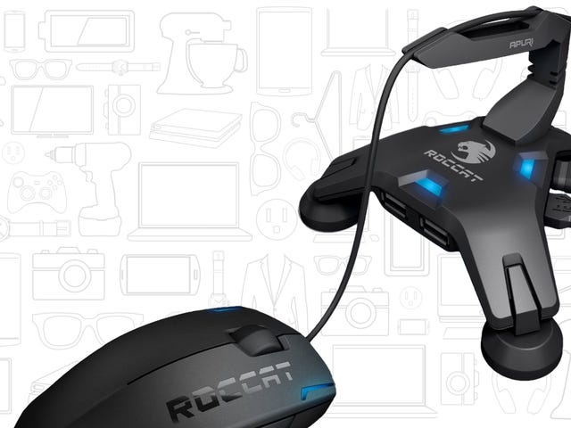 Does Your Gaming Mouse Need a Bungee?