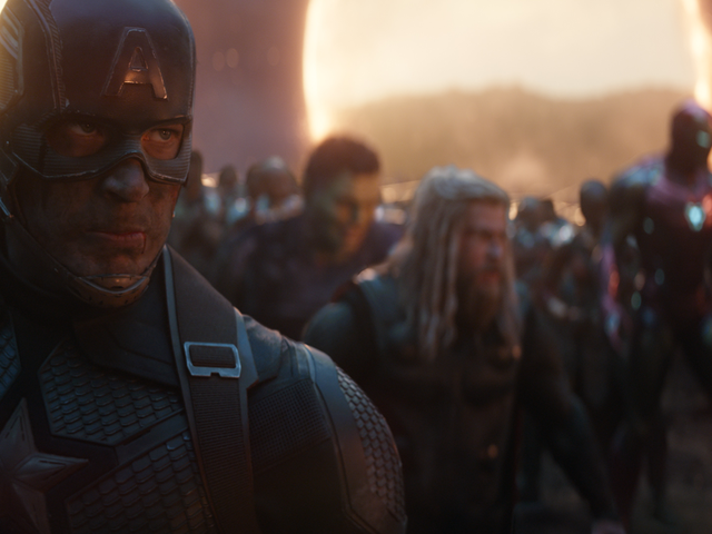 <i>Avengers: Endgame</i> Is Returning to Theaters Real Soon, and With New Footage