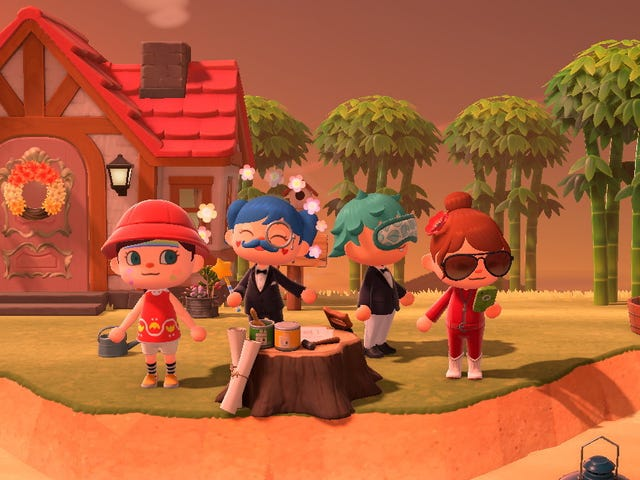 The Do's And Don'ts Of Visiting Friends In Animal Crossing: New Horizons