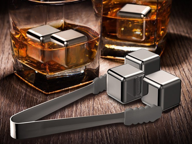 These Discounted Whiskey Stones Won't Water Down Your Drink