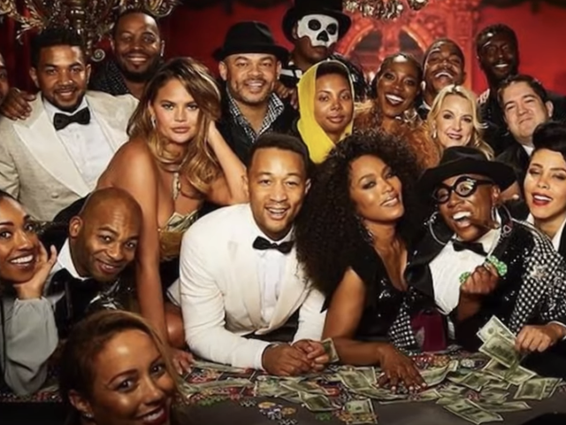 Legend, John Legend: The Singer Celebrates Turning 40 with a Casino Royale-Themed Bash