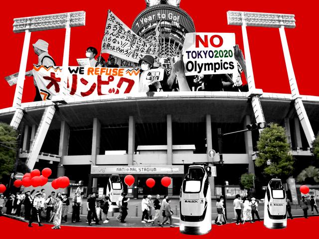 Olimpik Akan Datang Ke Tokyo, Dan Jadi Pergerakan Membunuh Permainan Ini Selamanya