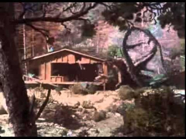 That time in the 1960s when Fritz Leiber's cabin was tragically destroyed by a gigantic squamous Land-Mollusk