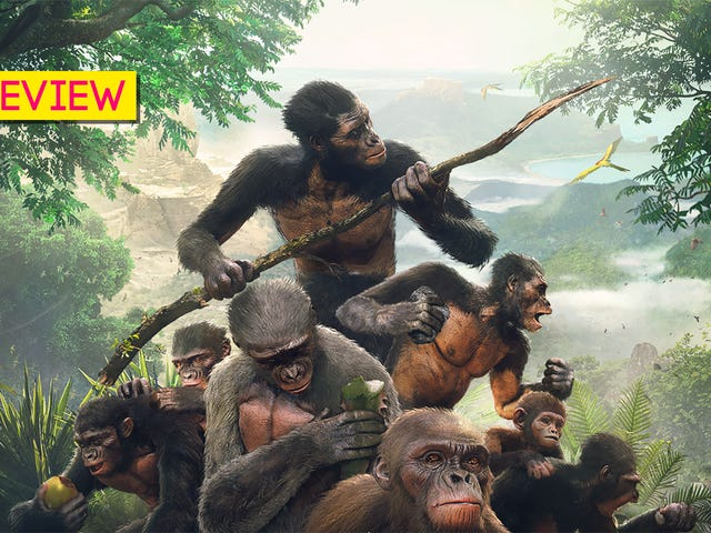 Ancestors: The Humankind Odyssey: The Kotaku Review