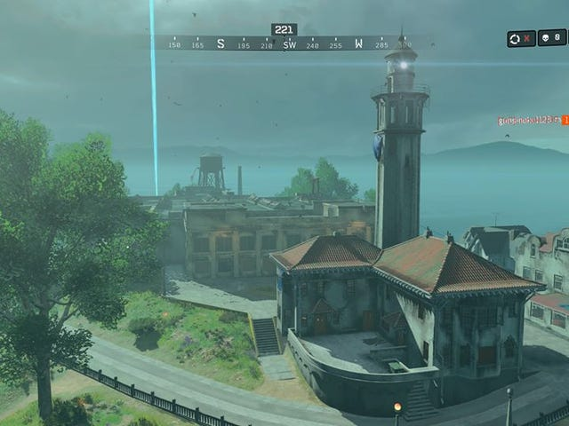 Alcatraz Island Proves Call Of Duty Blackout Works Great In Close Quarters