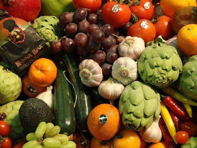 Pasien Penyakit Crohn Tampaknya Sembuh oleh Diet Vegetarian