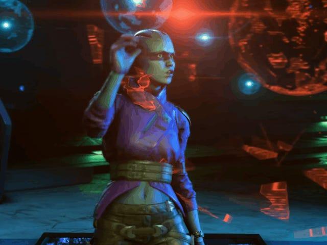 Fem timmar in, <i>Mass Effect: Andromeda</i> är överväldigande