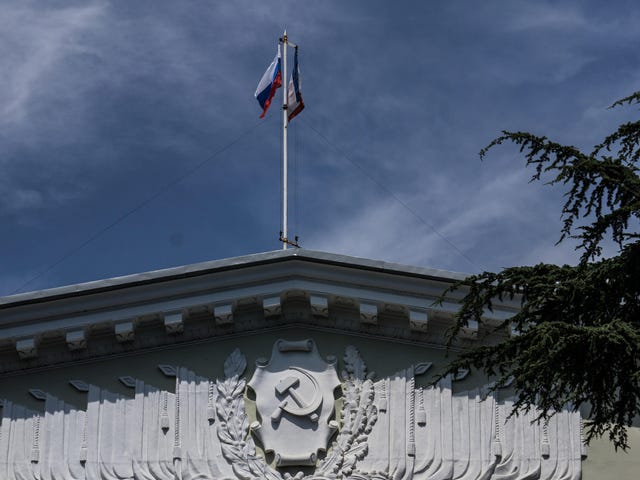Apple Bows to Pressure and Lists Crimea as Part of Russia in Maps