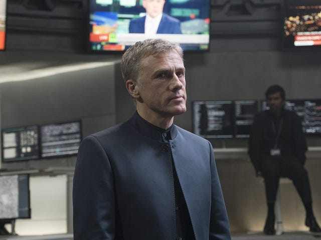 Report: Christoph Waltz Is Returning As Super-Baddie Blofeld in the Newest James Bond Film